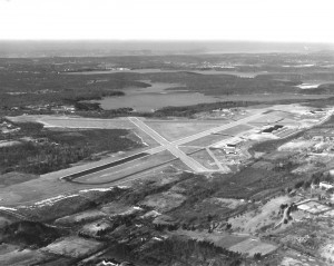 Westchester County Airport, then.