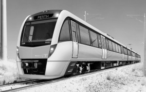 Bombardier Transportation's Electrical Multiple Unit for the Western Australian Government.