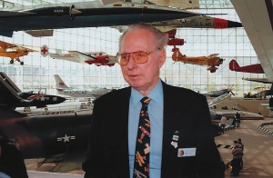 "Jim Kittleson, a former ""guest"" of Stalag Luft I, is a docent at the Museum of Flight."