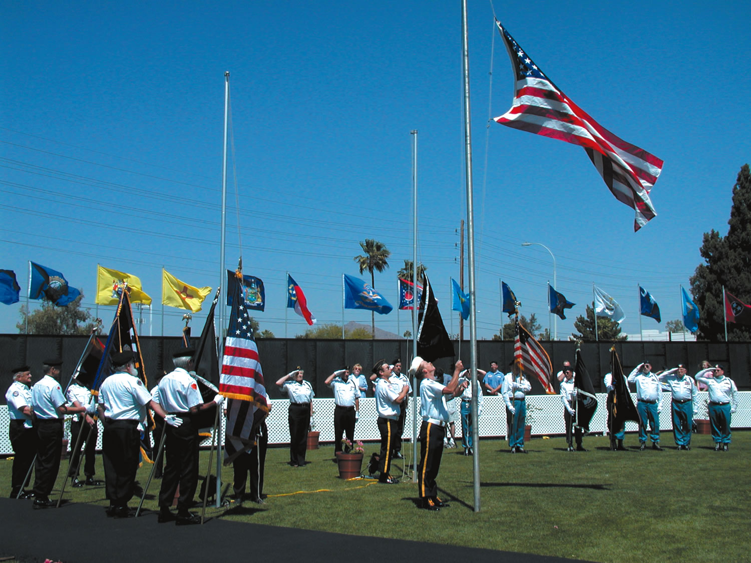 Vietnam Memorial Brings Its Poignant Message to Scottsdale