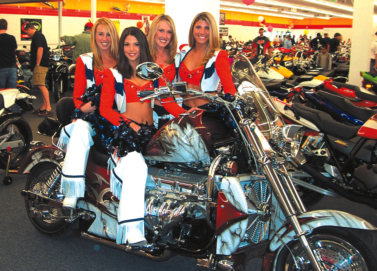 Fay Myers Motorcycle World South Revs Up For Business