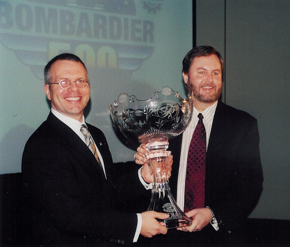 Bombardier to Sponsor Texas IndyCar 500