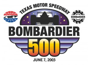 Texas Motor Speedway has announced Bombardier Aerospace as the title sponsor of their June 7 IndyCar series race.