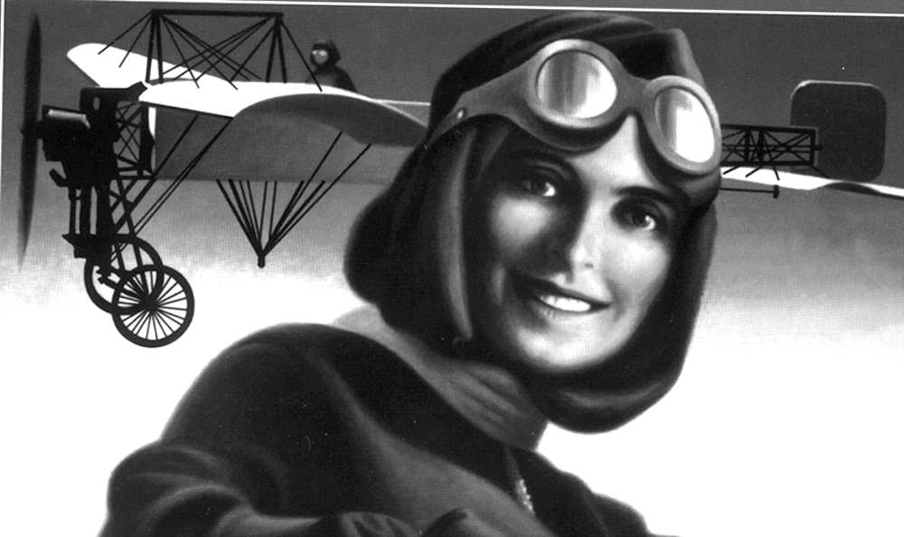 Women in Aviation—A Legacy of Success