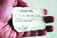 arry Biggs, a GA pilot for 35 years, hold his well-worn ticket very tightly these days.