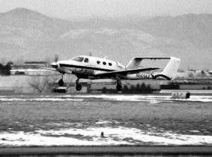 Adam Aircraft's A500-002 made its maiden flight on February 13.
