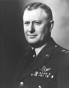 At Fort Benning, Columbus, Ga., Paul Tibbets' operations officers was Lt. William H. Tunner, who would later to command the successful Berlin Airlift.