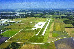 McKinney Municipal Airport, with its 7,000' long by 100' wide asphalt runway, sees annual operations ranging from 140,000 to 160,000 takeoffs and landings per year.