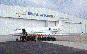 The Staff of Regal Aviation.