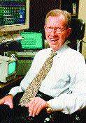 Joe Martin. a retired bank president, has published two books using Eyegaze.