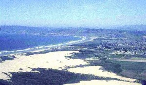 The Oceano Dunes, Central Coast and Oceano Airport (L52).