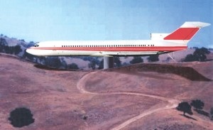 Max Power Aerospace offers Boeing 727 homes complete and ready to move in for $290,000.