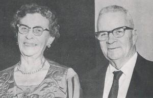 Enola Gay and Paul Tibbets Sr.