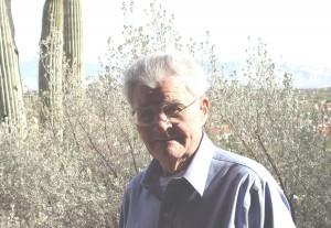 Brig. Gen. Paul W. Tibbets (USAF, ret.), on a recent visit to Scottsdale, Ariz.