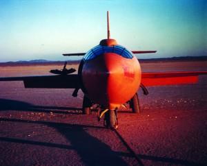 "The ""orange beast."""