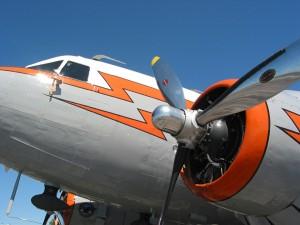 The FAA's DC-3 was flown by FAA pilots and crew Michael F. Ahern, John H. Boatright, Kim Brown (honoring Earl K. Campbell), Richard Delafield, Thomas H. Dorman, Stanley T. Cole, Jorge A. Malcun, JC Pierce Jr. (honoring Ernest Greenwood) & Scott Thompson.