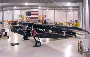 This rare 1931 Stinson SM-6000 Tri-Motor is one of Greg Herrick's favorite planes.