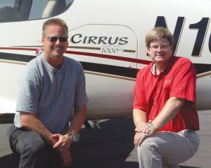 Alan and Dale Klapmeier, Cirrus Design cofounders and owners, who plan to launch a single-engine jet in the future, are leery of parachute naysayers.