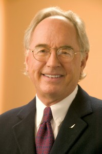 Joe Clark, founder and CEO of Aviation Partners, Inc. and chairman of Aviation Partners Boeing, is the recipient of the 2004 Michael A. Chowdry Aviation Entrepreneur of the Year award, presented by Airport Journals.