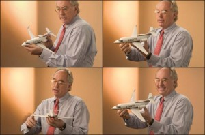 Joe Clark describes the dynamics of blended winglet technology.