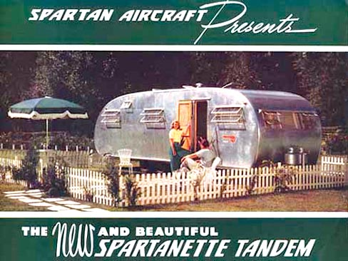 The Spartan Airplane and Travel Trailer Company