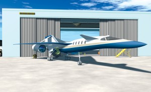 The Quiet Supersonic Transport proves out the last wish of Allen Paulson, Gulfstream's founder, to push civil aviation beyond the supersonic barrier.