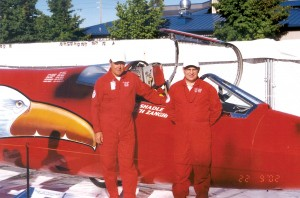 Ed Shadle and Keith Zanghi have been dreaming of using the F-104 Starfighter as a land vehicle for nearly a decade now. They hope to take the North American Eagle to 800 mph.