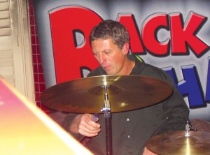 David Meeker keeps the beat as the Brian Walker Group debuts its first CD.