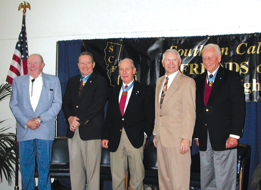 Wings of Valor: SCF Symposium Highlights Medal of Honor Aviators