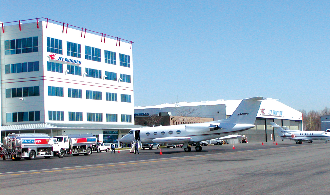 Jet Aviation Hangar at Teterboro to Host Symphony Ball
