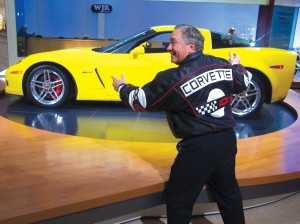 Bill Stansbeary says Corvette offers tremendous performance for the money.