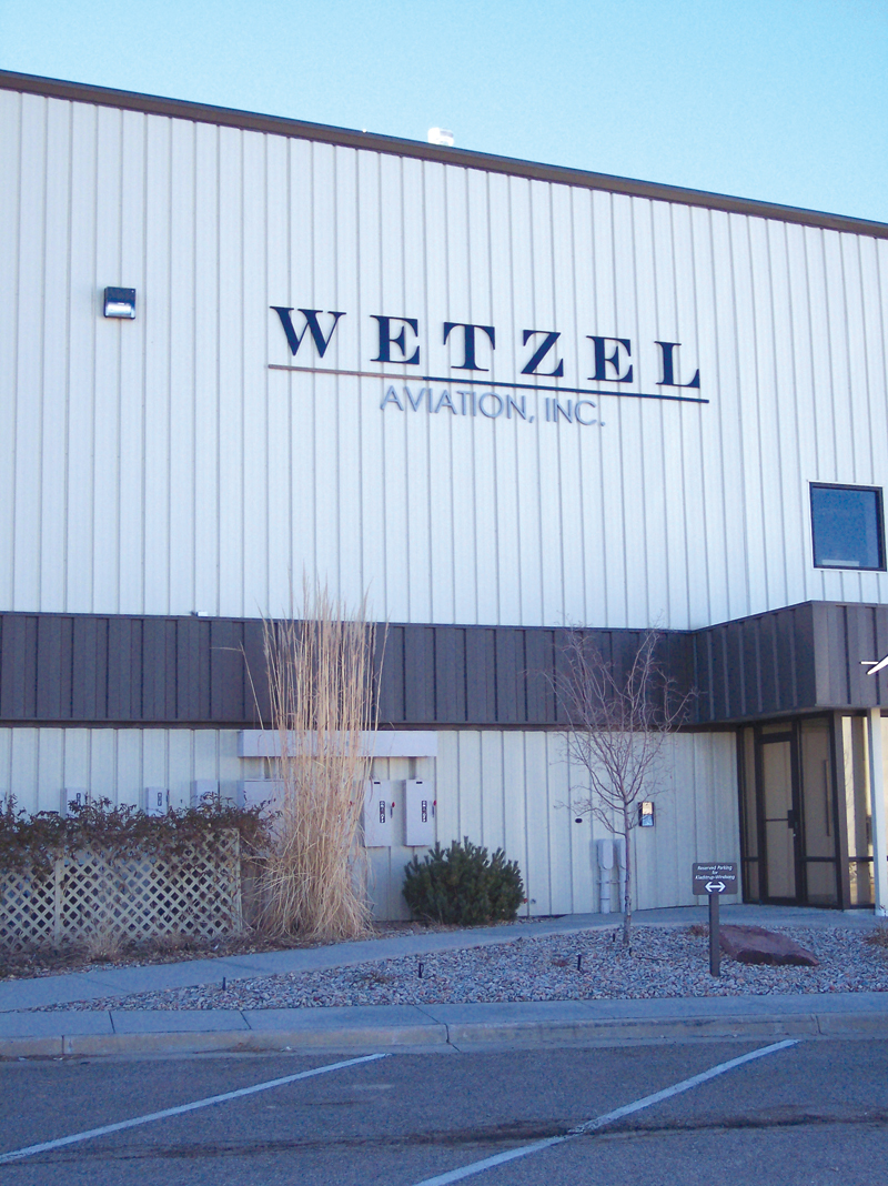 Wetzel Aviation Celebrates One-year Anniversary