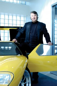 Car enthusiast and Paragon Motorcars President Matthew Kryjak served at some of the world's finest resorts for 25 years. He wants to make the buying experience fun and relaxing to the level of a resort experience.