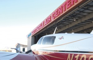 Scottsdale Air Center was host for the first stop on the Mooney Freedom Tour, a 30-city tour.