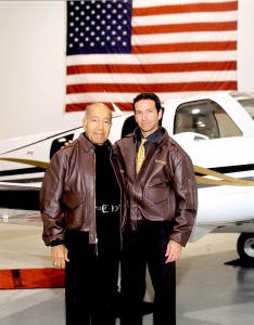 Stanley & George Moussa have capitalized on their successful furniture export businesses to open Ambassador Aviation at Dallas Executive Airport.