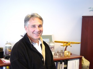 Attorney Ken Ross is founder and president of North American Jet, headquartered at Palwaukee Municipal Airport (PWK).