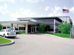 North American Jet is located at Palwaukee Airport in Wheeling, Ill., less than a 30-minute drive from downtown Chicago.