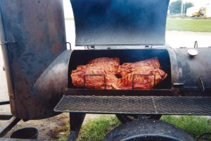 We B Smokin' has award-winning baby back ribs.