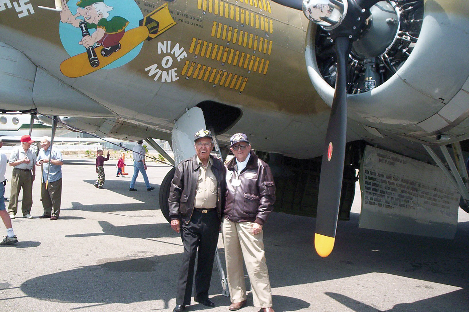 B-17 Flying Fortress Flight