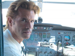 "Lorenzo Lamas says there are so many different pilots that fly different equipment, but the one thing they share is the ""complete joy of feeling the freedom of being able to handle an amazing machine."""