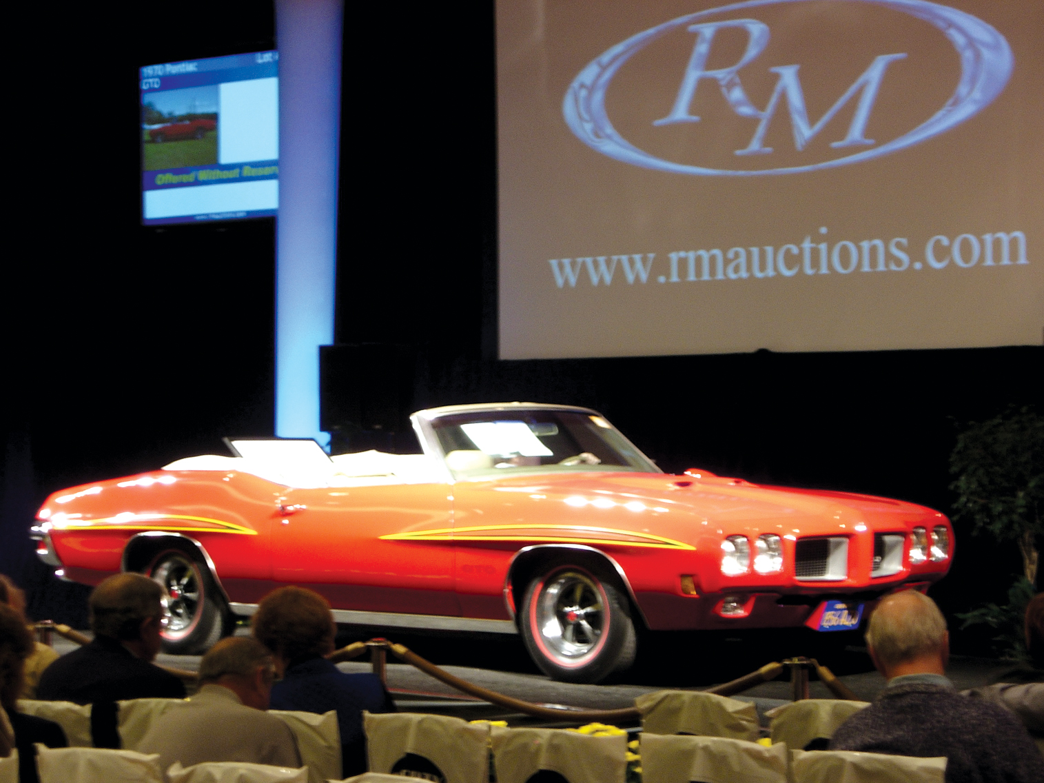 Barrett-Jackson—The Automobile Addiction
