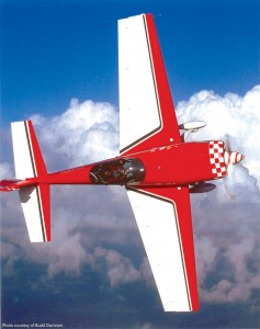 "Patty Wagstaff says the Extra 300S is ""the best aerobatic airplane available."""