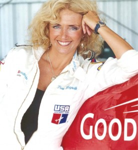 Patty Wagstaff earned a spot with the U.S. Aerobatic Team initially in 1985, and continued to do so through 1996, the last year she flew competitively.