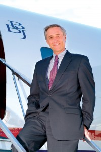 Steven J. Hill was named president of Boeing Business Jets in August 2004.