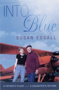 Susan Edsall's first book tells the story of believe that he'll never fly again after he has a stroke.