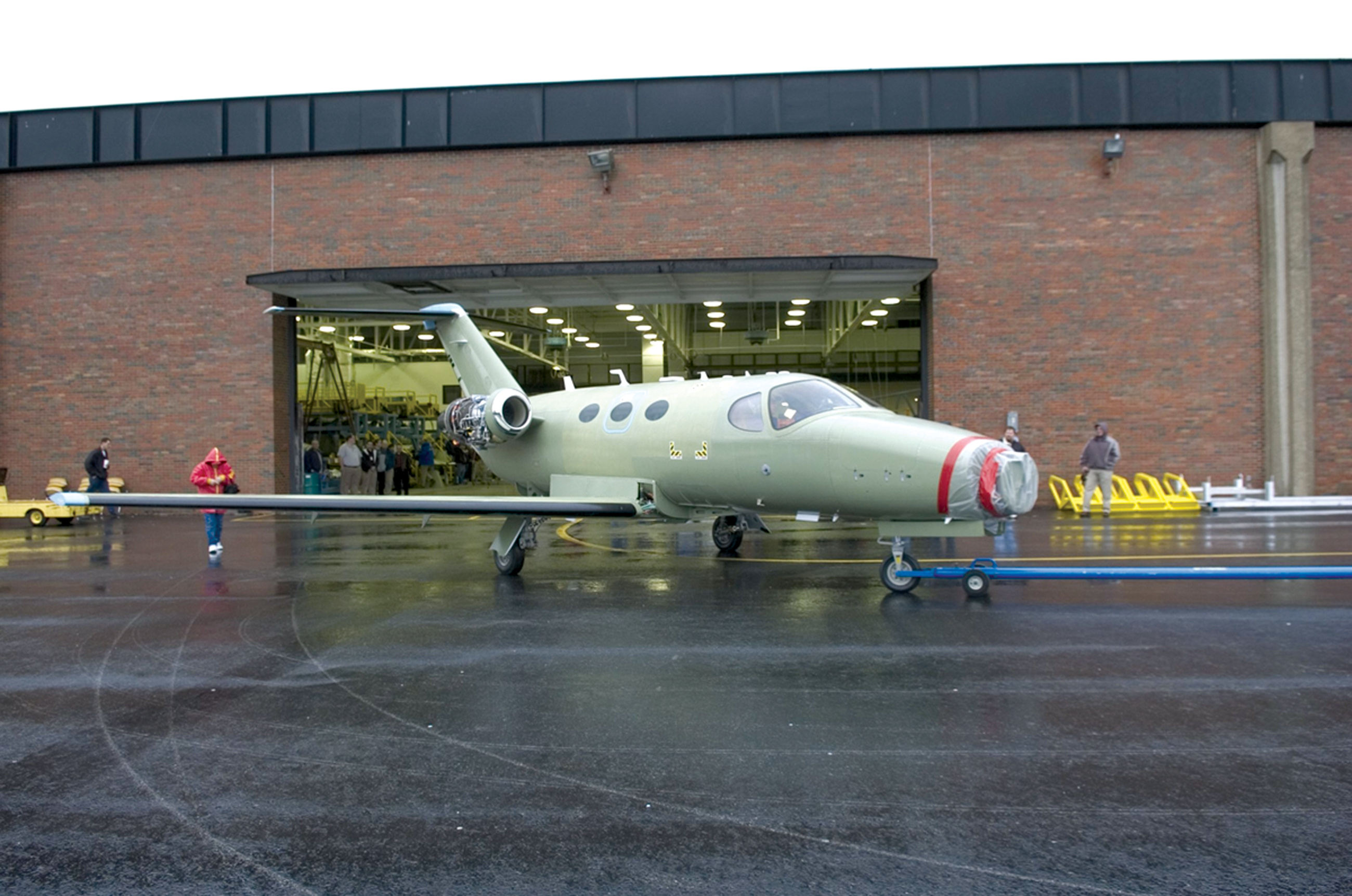 Cessna Mustang Headed For Certification