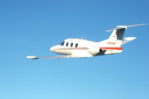Eclipse Aviation's N503EA took its first flight on Dec. 31, 2004