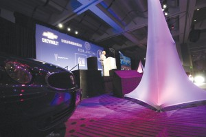 Robert A. Lutz, vice chairman of global product development, General Motors, was the keynote speaker of AutoVenture 2005.