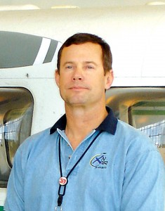 John Hale is president of XN Avionics, also known as XN Air, a rapidly growing new aerospace company at Spokane International Airport.
