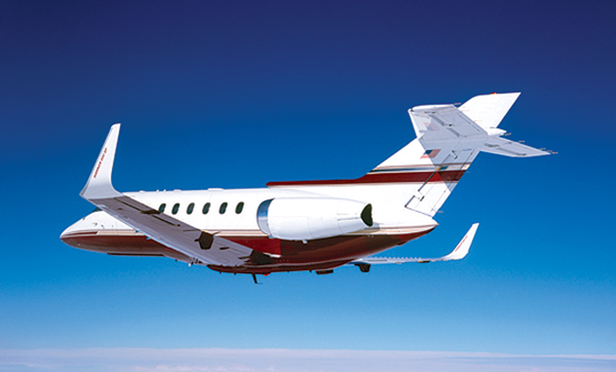 Penta Aviation Services Becomes Canadian InstallCenter for Hawker 800 Series Blended Winglets